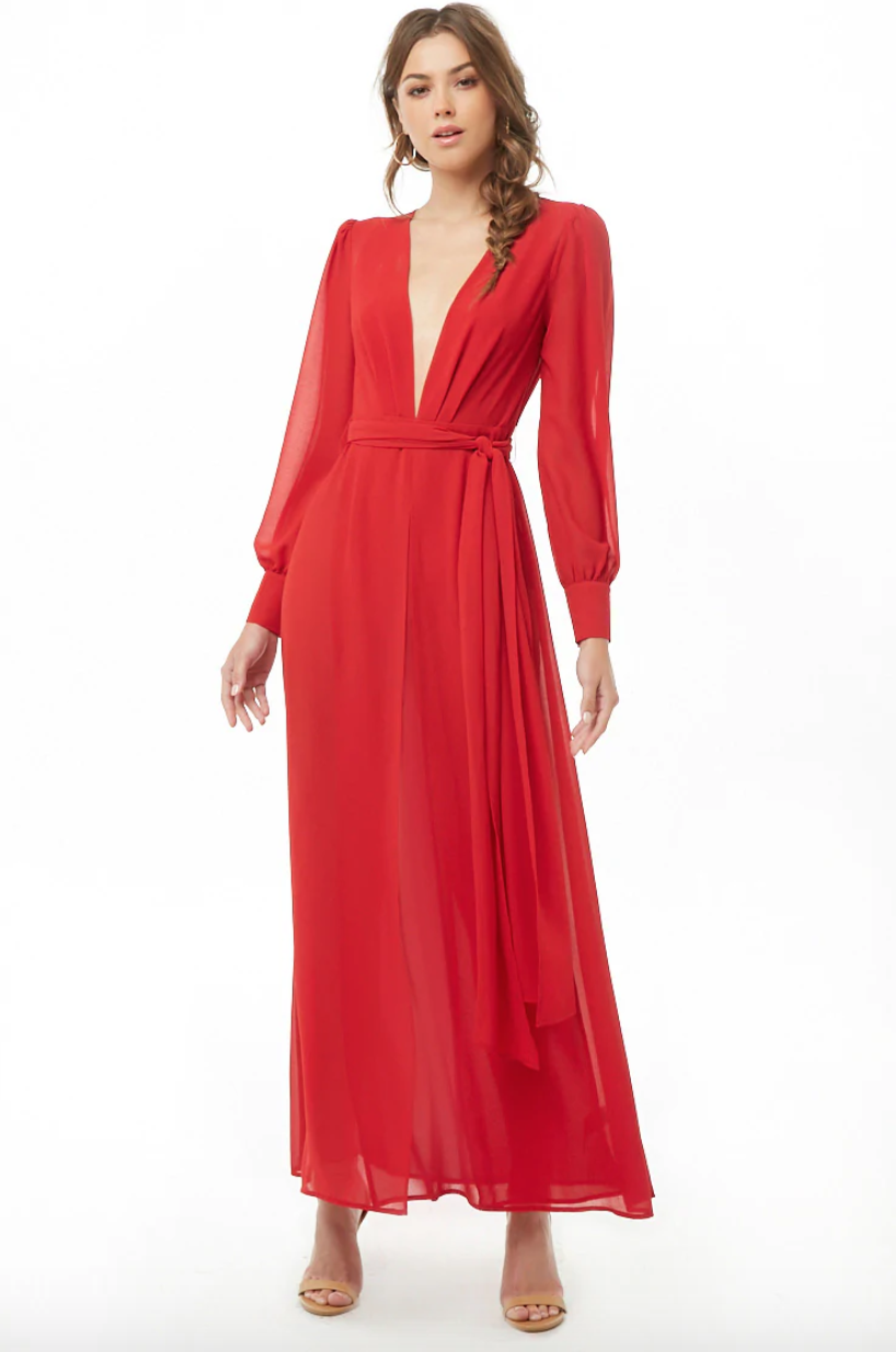 dd85da037aa4 25 Fall Wedding Guest Dresses Under $100