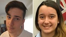 Grisly final moments of teens brutally murdered by dad