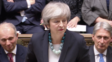 Theresa May tells rebel MPs to come up with 'alternative solution' or back her Brexit deal