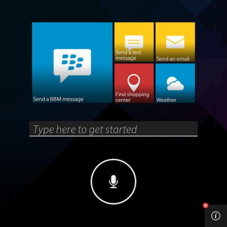 BlackBerry announces virtual assistant to take on Siri and Cortana