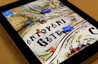 Steve Jackson's Sorcery! gamebook coming to the App Store