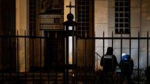"""Lyon : il y avait """"des conflits de personnes"""" dans l'église orthodoxe grecque devant laquelle un prêtre a été blessé par balles"""