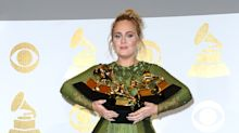 Adele shares incredible photo as she celebrates latest Beyonce release