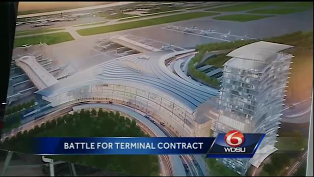 2 firms campaign for contract to build new terminal at NO Int'l Airport