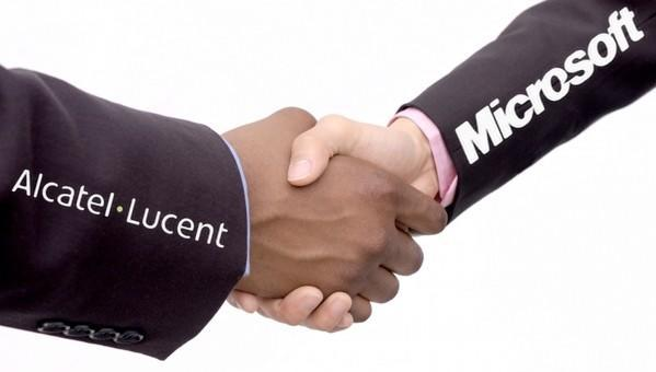 Microsoft, Alcatel-Lucent settle decade-old patent spat