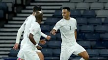 Scotland 1-1 Israel: Zahavi stunner denies Clarke a Nations League win