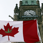 Weed stocks are under pressure on the eve of Canada's legalization (CGC, TLRY)