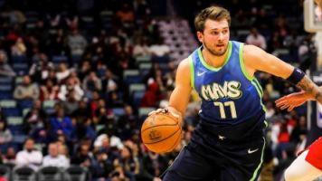 NBA: les titulaires pour le All Star Game sont connus (avec Doncic)