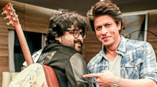 Jab Harry Met Sejal: Shah Rukh Khan and Pritam's guitar has a story to tell. See pic
