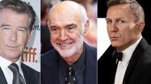 Los James Bond del cine se despiden con admiración de Sean Connery
