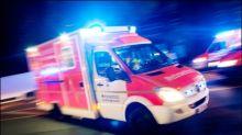 Sieben Kinder bei Schulbusunfall in Hessen verletzt