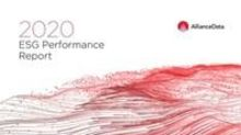 Alliance Data Releases 2020 ESG Performance Report; Provides Update on Three-Year Sustainability Goals