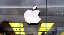 Apple, Amazon, Microsoft Lead Tech Giants Close To Finishing This Classic Bullish Base