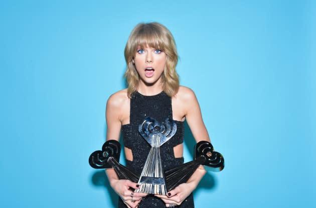 Apple reportedly in talks with Taylor Swift for Beats Music exclusives