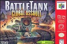 Born for Wii: BattleTanx: Global Assault