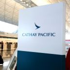 Cathay Pacific lowers full-year profit expectations as Hong Kong protests bite