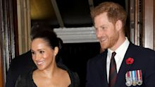 Meghan Markle and Prince Harry's top aide resigns as private secretary to work for eco-charity