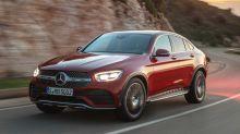 Mercedes GLC Coupé 2020 ganha retoques visuais e potência extra