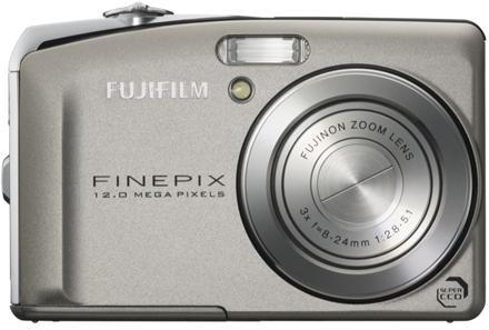 Fujifilm's FinePix F50fd point-and-shoot reviewed