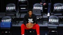Toronto Raptors guard Kyle Lowry diagnosed with left ankle sprain