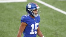 Reports: Giants cut WR Golden Tate