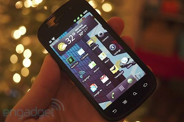 AT&T Nexus S coming to Best Buy July 24th, available for $100 with contract