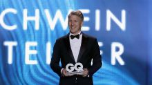 """GQ Men of the Year""-Awards in Berlin: Ehrung für Bastian Schweinsteiger"