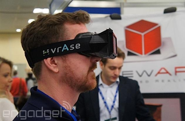 vrAse turns your smartphone into a VR headset (hands-on)