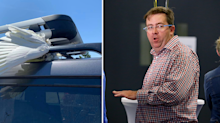 'Lack of compassion': Senator slammed over 'disrespectful' roadkill joke