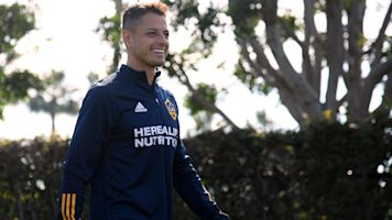 Beloved Chicharito brings different energy to LA
