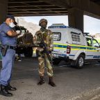 'Go home!' South Africa has 1st death as lockdown begins