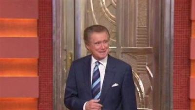 Mary Beth Talks About Regis Final Curtain Call