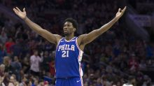 Joel Embiid is the Troll of the Year