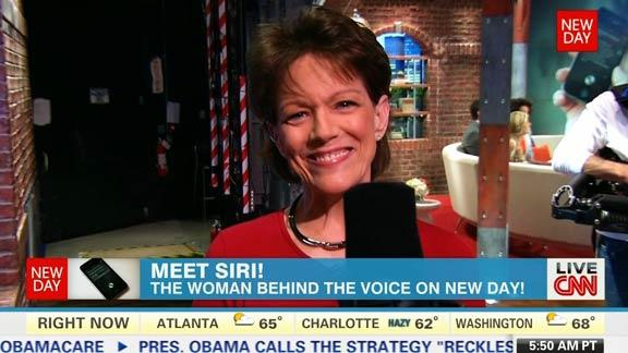 Siri's voice: Susan Bennett reveals that she is the real