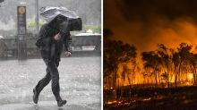 Forecasters dumbfounded as rising temperatures lead to winter bushfire danger