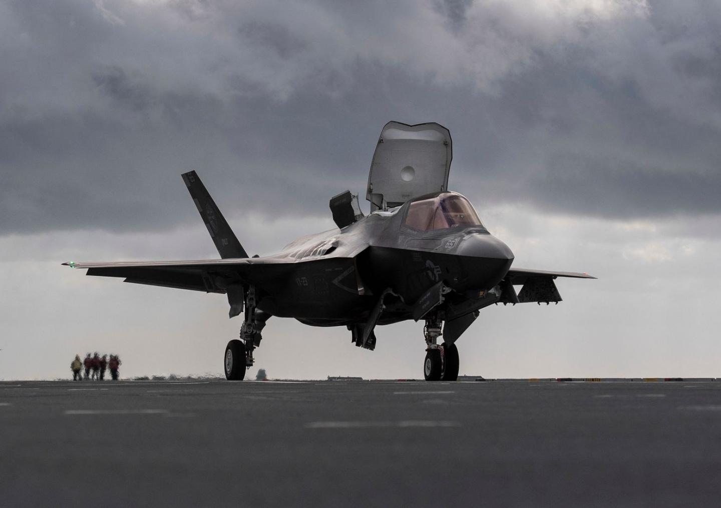 Stealth Shortage: The British Don't Have Enough F-35 Fighters
