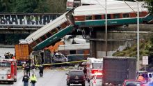 Amtrak engineer in fatal Washington state derailment sues railroad
