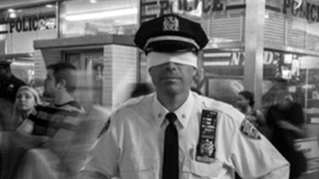 NYC Council tries to blindfold police