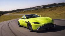 El nuevo Vantage de Aston es todo lo que el 911 Turbo no es