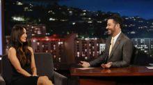 Megan Fox reflects on notorious 'dark' Jimmy Kimmel interview
