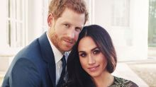 Meghan Markle and Prince Harry's First Portrait Since Engagement is Breaking the Internet