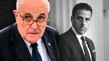 Giuliani storms back into Ukraine investigation with Hunter Biden documentary