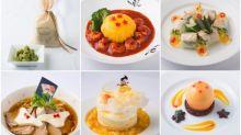 【好想去】大阪《龍珠》主題餐廳 食物超精緻大量精品