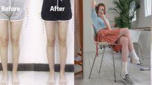 女團腿養成班開課啦❤️讓腿越來越細的10個好習慣