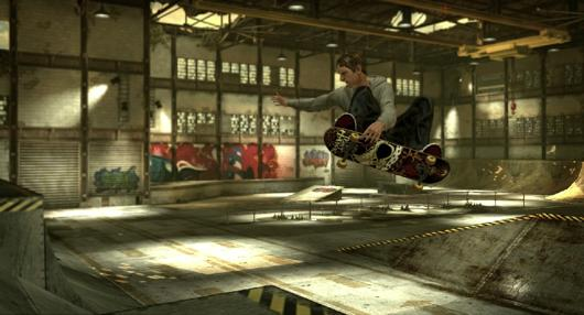 Pro Skater HD first pitched years ago, could see new content as DLC