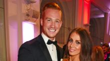 Greg Rutherford's pregnant fiancée Susie Verrill shares gruelling reality of hyperemesis gravidarum