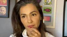 """Suzana Alves sobre Tiazinha: """"Me libertei do peso de viver um ícone"""""""