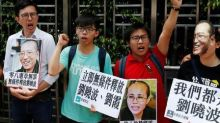 """Corrected: U.S. hopes to see Chinese activist Liu treated for cancer """"elsewhere"""""""