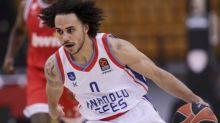 Basket - Euroligue (H) - Retour réussi pour Shane Larkin en Euroligue avec l'Anadolu Efes Istanbul