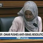 Rep. Ilhan Omar likens anti-Israel resolution to boycotts of Nazi Germany and the Soviet Union